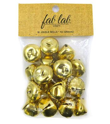 "1"" Gold Bells"