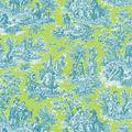 P/K Lifestyles Print Fabric 54\u0022-Rustic Life/Seaspray