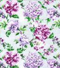 Luxe Flannel Fabric 42\u0027\u0027-Boho Floral