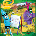 Crayola Giant Easel Pad 17\u0022X20\u0022-50 Sheets