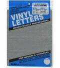 Duro 167pcs Permanent Adhesive Vinyl Letters & Numbers