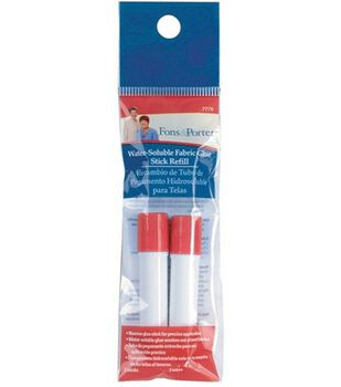 Fons &Porter Water Soluble Fabric Glue Marker Refill 2pcs