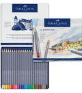 Creative Studio 24 pk Goldfaber Aqua Watercolor Pencils in Metal Tin