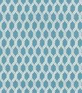 Lightweight Decor Fabric 54\u0022-Drury Lane Surf