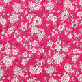 Keepsake Calico Cotton Fabric -Raspberry Packed Ditsy Floral