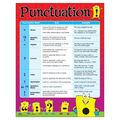 Punctuation Learning Chart 17\u0022x22\u0022 6pk
