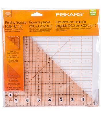 Fiskars 8''x8'' Folding Ruler