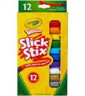 Crayola Twistables Slick Stix-12/Pkg