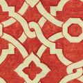 Home Decor 8\u0022x8\u0022 Fabric Swatch-Waverly Artistic Twist/Poppy