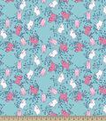 Cat Walk Print Fabric