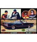 Batmobile with Figures Model Car Kit