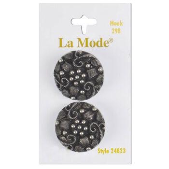 La Mode Core Silver Black