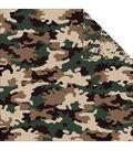 Reminisce Camouflaged Woodland Double-Sided Cardstock 12\u0022x12\u0022
