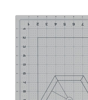 Fiskars DIY 16''x23'' Cutting Mat