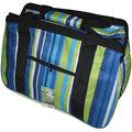 JanetBasket Blue Stripes Eco Bag-18\u0022 x 10\u0022 x 12\u0022