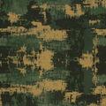 Christmas Cotton Fabric-Green Grunge Metallic