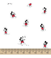 Disney Mickey Mouse Cotton Fabric-Tossed, , hi-res