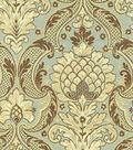 Home Decor 8\u0022x8\u0022 Fabric Swatch-Waverly Venezia Vapor Fabric