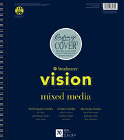"Strathmore 11""x14"" Vision Mixed Media Pad, , hi-res"