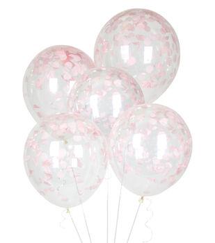 Balloon Kit-Pink Confetti