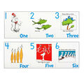 Eureka Cat in the Hat Numbers 1-20 Number Set, 2 Sets