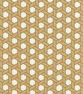 Waverly Outdoor Fabric-Sns Shoji Silver Cloud