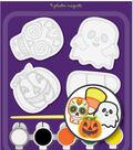 Halloween Magnet Plaster Kit