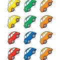 Cartoon Cars Mini Accents 36/pk, Set of 12 Packs