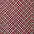 Super Snuggle Flannel Fabric-Kate Red & Black Plaid