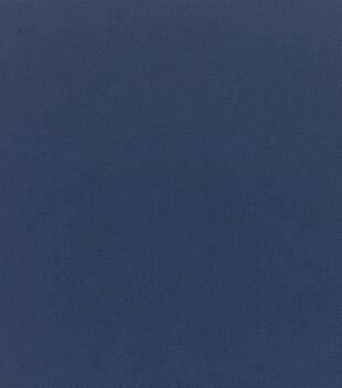 """Sunbrella Outdoor Solid Canvas Fabric 54""""-Navy"""