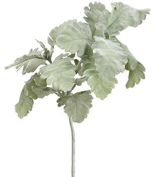 Bloom Room 19'' Dusty Miller Spray-Green