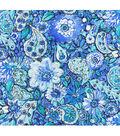 Sweet Summer/blueberry Swatch