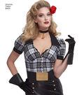 Simplicity Pattern 8431 Misses\u0027 Costume-Size U5 (16-24)