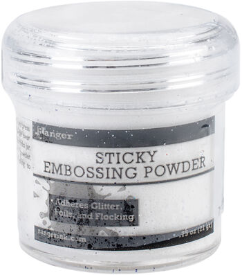 Sticky Embossing Powder 21gr-Sticky