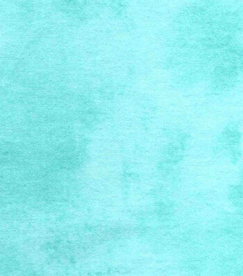 Snuggle Flannel Fabric -Aqua Sky Blender