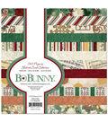 BoBunny Single-Sided Paper Pad 6\u0022X6\u0022 36/Pkg-Yuletide Carol