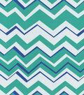 Outdoor Fabric- Solarium Tempest Aquamarine