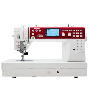 Janome Memory Craft 6650 Sewing & Quilting Machine