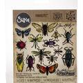 Sizzix Framelits Dies By Tim Holtz 14/Pkg-Entomology