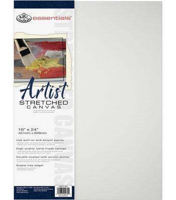 Royal & Langnickel Essentials 18''x24'' Artist Stretched Canvas