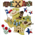 Jolee's Boutique Stickers-Texas
