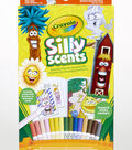 Crayola Silly Scents Marker Activity Kit-Camping