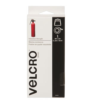 VELCRO Brand 2'' x 4' Sticky Back Industrial Tape