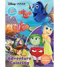Parragon Disney Pixar Adventure Coloring Activity Book