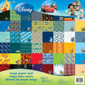 Disney Mega Paper Pad 12\u0022X12\u0022 150/Sheets-Boy, 50 Designs/3 Ea