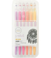 KaiserColour Gel Pens-Pastel, , hi-res