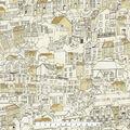 Home Decor 8\u0022x8\u0022 Fabric Swatch-Genevieve Gorder City Streets Resin Glow