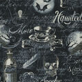 Halloween Cotton Fabric-Something Wicked