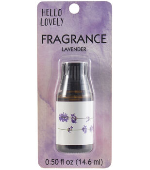 Hello Lovely 0.5 fl. oz. Lavender Beauty Soap Fragrance