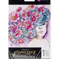 Prima Princesses Cling Stamp 5\u0022X7\u0022-Zara